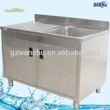 Buy Stainless Steel Kitchen Sink by Stainless Steel Kitchen Cabinet Sets With Sink Kitchen Cupbaord