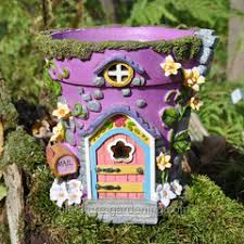 Garden Containers Large - miniature gardening containers u003e fairy garden u003e fairy houses