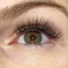 At Home Eyelash Extensions Tori Blush Lash Extensions