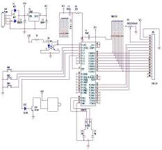 dc motor starter circuit diagram wiring diagram simonand