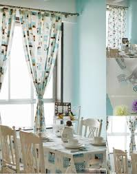 Best Home Fashion Curtains Floral Patterned Punching Eyelet Bedroom Best Home Fashion Curtains