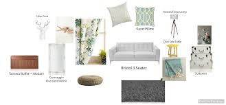 Anthropologie Side Table by Modani Furniture Mood Board
