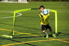 franklin sports 30092 blackhawk portable soccer goal large goals