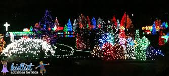 brookfield zoo winter lights best christmas lights in the western suburbs kidlist activities