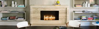 Sparks Fireplace - linear burner system outdoor spark modern fires