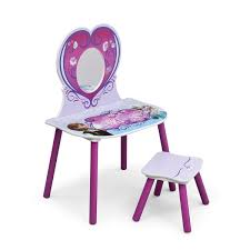 Pink Vanity Set Delta Children Disney Frozen Vanity Set With Mirror U0026 Reviews