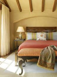 master bedroom master bedroom mediterranean style with yellow