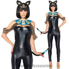 Cleopatra Halloween Costumes Cl681 Egyptian Cat Goddess Roman Halloween Cleopatra Pharaoh Dress