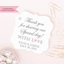Wedding Gift Tags The 25 Best Thank You Tags Ideas On Pinterest Gift Tags Diy