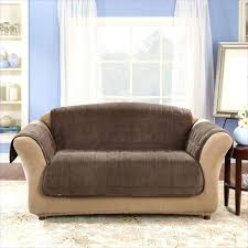 Sure Fit Dual Reclining Sofa Slipcover Recliner Sofa Slipcovers Reclining Sofa Slipcover Gold Latte