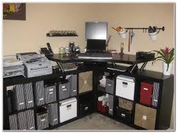 corner desk shelf unit