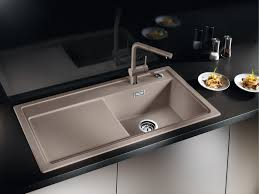 modern undermount kitchen sinks kitchen modern kitchen decor ideas with best blanco sinks