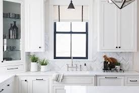 white kitchen cabinets with black knobs kitchen window kitchen window ideas kitchen window source on