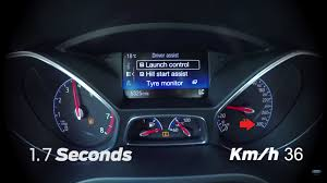 ferrari speedometer top speed ford focus rs performance revealed 0 62mph 4 7 seconds 165mph