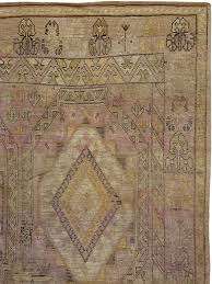 Moroccan Art History by Vintage Distressed Moroccan Rug For Sale At 1stdibs
