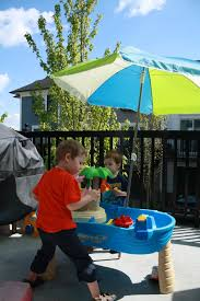 step 2 water table with umbrella step 2 tropical island resort water table j ole com