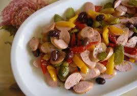 cuisine de francfort salade aux saucisses de francfort ww plat et recette