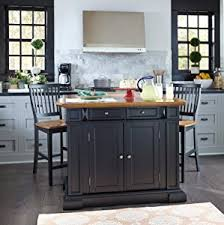 home styles kitchen islands amazon com home styles 5003 94 kitchen island black and