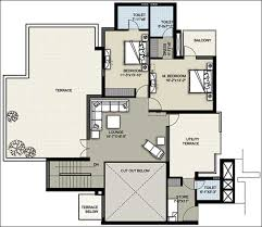 floor plans of raheja atharva apartments sector 109 gurgaon