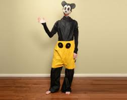 2t Mickey Mouse Halloween Costume Mickey Mouse Costume Etsy