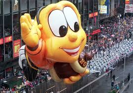 a history of macy s thanksgiving parade from the 1930s to today