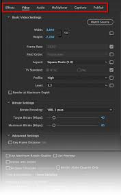 export adobe premiere best quality how to compress video creativepro com