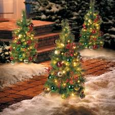 artificial christmas trees improvements catalog