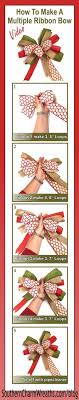 bows for presents 50 creative bows to make for your christmas packages diy
