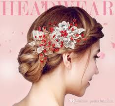 hair decorations vogue flowers bridesmaid hair accessories clip pin