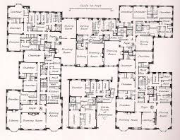 old english manor house plans
