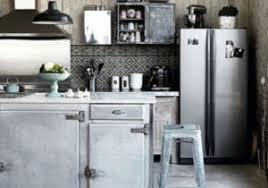 meuble cuisine acier meuble cuisine industriel inspirational meuble cuisine acier meuble