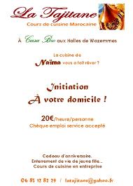 cours de cuisine marocaine cours de cuisine marocaine dans la région lilloise cours de