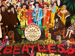 sargeant peppers album cover sgt pepper s lonely hearts club band rawckus magazine