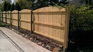 modern wood privacy fence home u0026 gardens geek