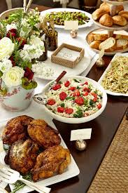 how to set up a buffet table appealing how to set up a buffet on dining table or sideboard of