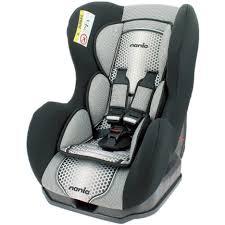 siege auto nania pas cher siège auto bébé groupe 0 1 gris noir cosmo sp nania pas cher