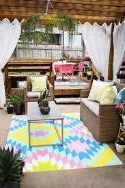 idee de jardin moderne best 25 tapis exterieur terrasse ideas only on pinterest tapis