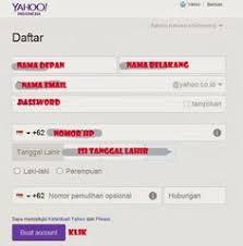 membuat email yahoo indonesia cara paling mudah untuk membuat email di yahoo indonesia cara