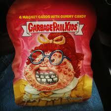 garbage pail kids halloween costume branding branded in the 80s
