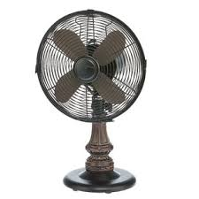 Small Oscillating Desk Fan Table Fans You Ll Wayfair