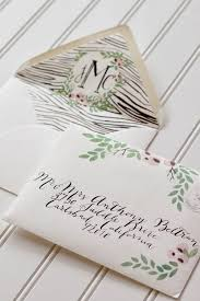 handwritten wedding invitations margotmadison wedding invitation trends handwritten calligraphy