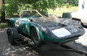 car yard junkyard beach mk4b ii sports racer 104