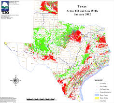 Pipeline Map Of North America by Map Of Gas Wells In Texas Miscellaneous Barnett Shale Maps And