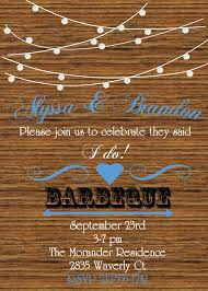 country and western party invitations new selections fall 2017