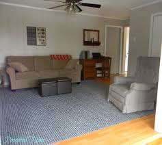 pinspired home how we found a large custom area rug for less than