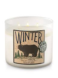 image bed winter 3 wick candle bath u0026 body works