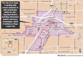 Las Vegas Motor Speedway Map by Las Vegas Continues Work To Become A U0027smart City U0027 U2013 Las Vegas