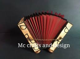 accordion photo album crafts accordion tag album