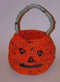 Recycled Halloween Crafts - recycled halloween projects my recycled bags com