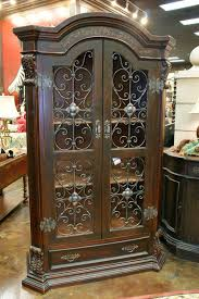 china cabinet china cabinet decorating for christmashouzz